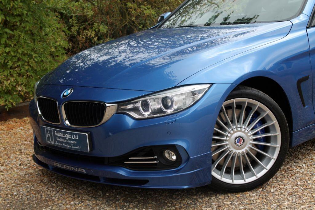 Used Estoril Blue Met BMW Alpina For Sale Nottinghamshire - Bmw alpina for sale