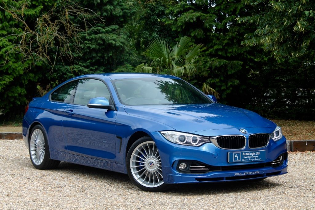Used Estoril Blue Met BMW Alpina For Sale Nottinghamshire - Alpina sale