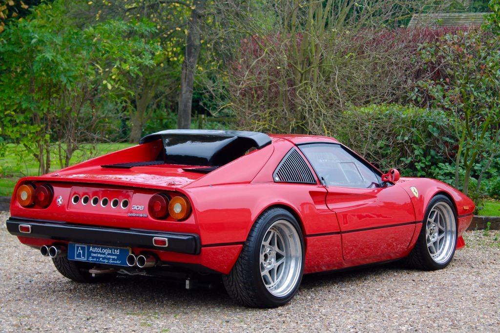 Ferrari 308 Gts For Sale >> VWVortex.com - Can I haz race prepared Ferrari 308 GTS QV? Man, this looks right...