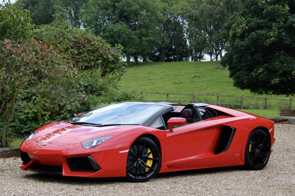 used rosso mars lamborghini aventador for sale. Black Bedroom Furniture Sets. Home Design Ideas