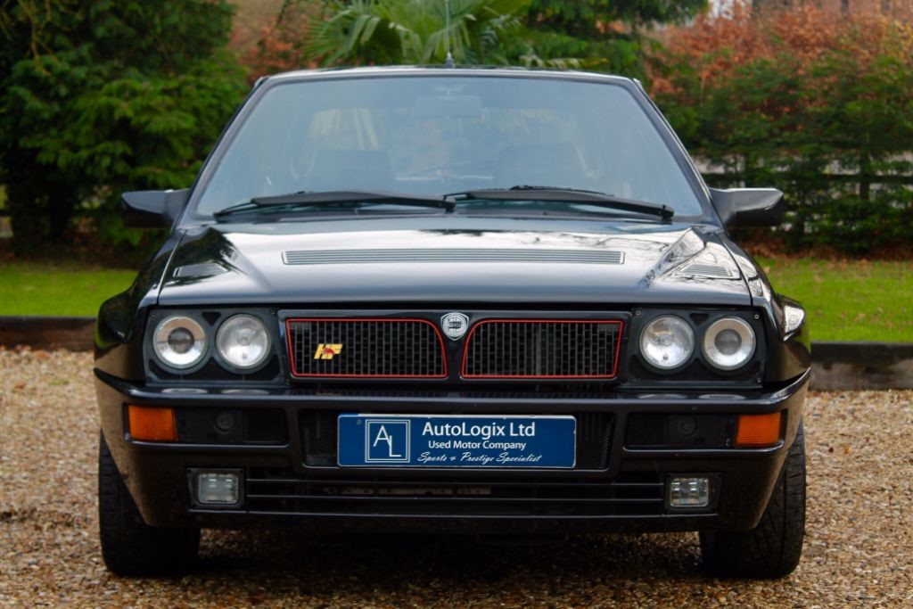 Used Nero Metallic Lancia Delta for Sale | Nottinghamshire