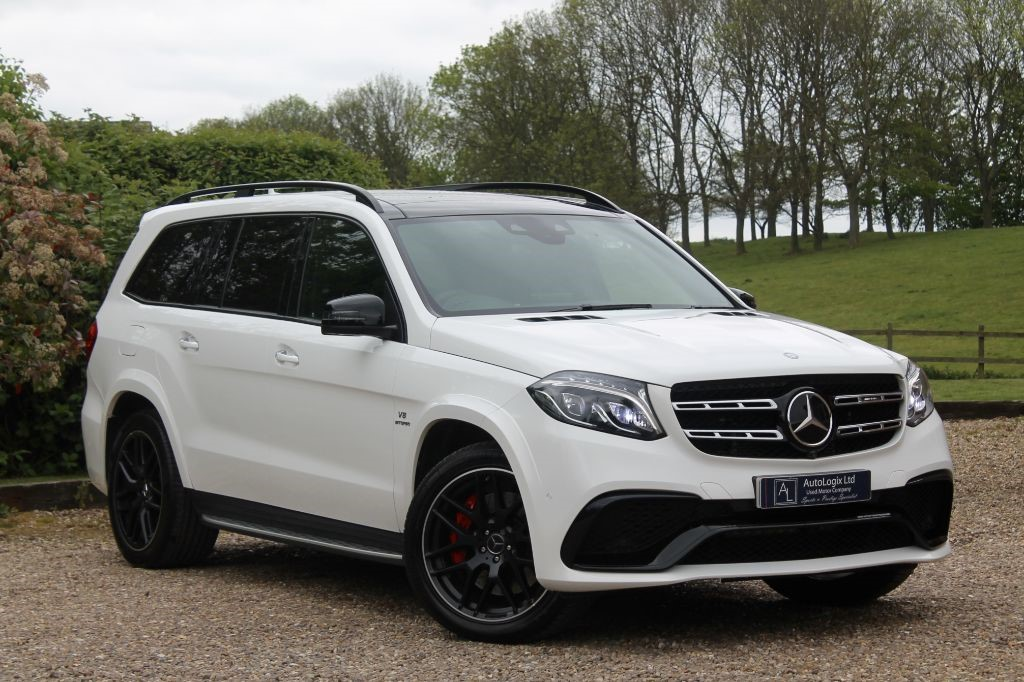 Used  Mercedes Benz Gl Class
