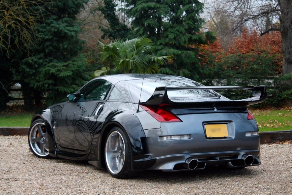 used grey nissan 350z for sale nottinghamshire. Black Bedroom Furniture Sets. Home Design Ideas