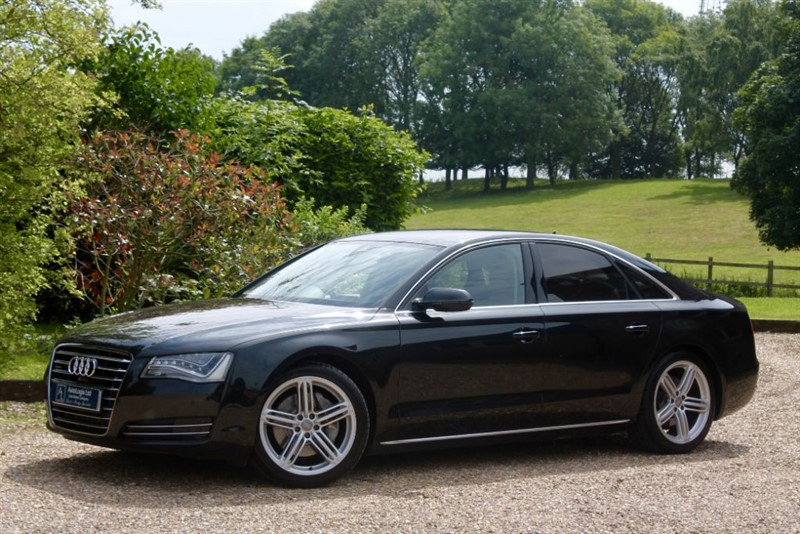 used Audi A8 TDI QUATTRO SPORT EXECUTIVE in retford-nottinghamshire