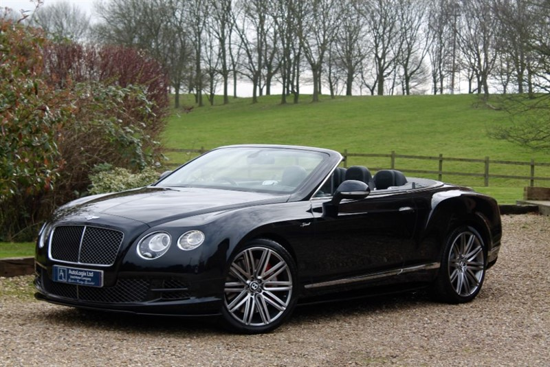 used Bentley Continental GT SPEED in retford-nottinghamshire