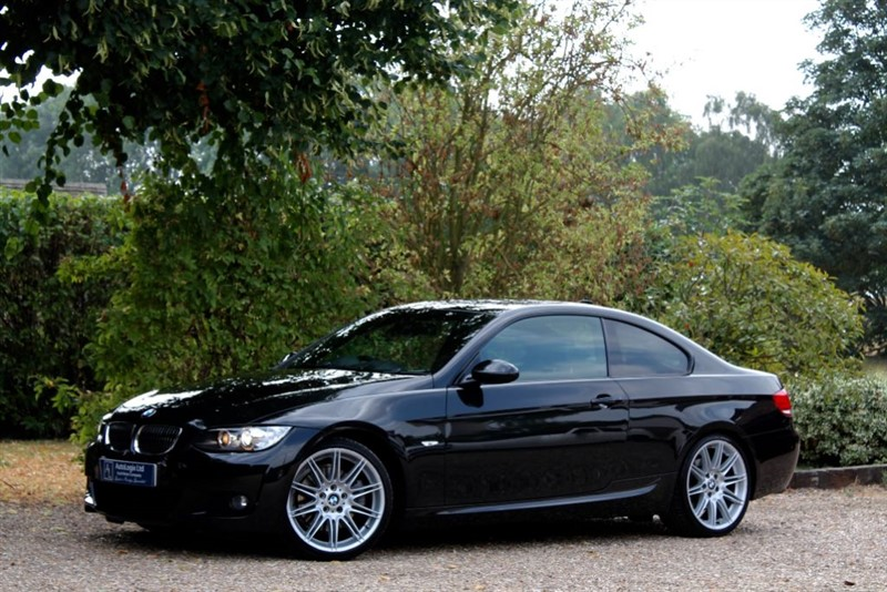 used BMW 325i M SPORT in retford-nottinghamshire