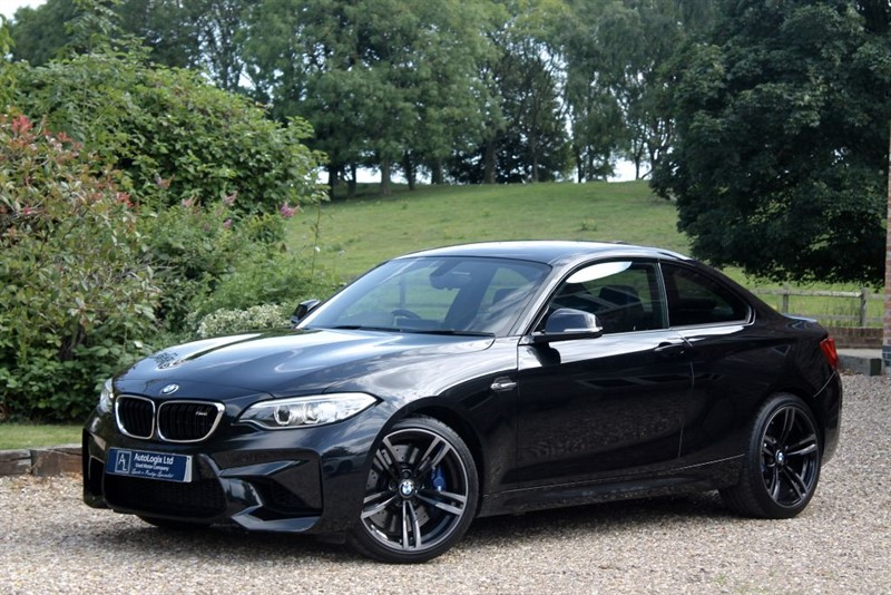 used BMW M2 DCT in retford-nottinghamshire