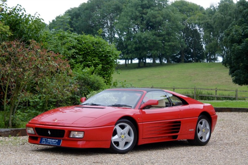 used Ferrari 348 GTS in retford-nottinghamshire