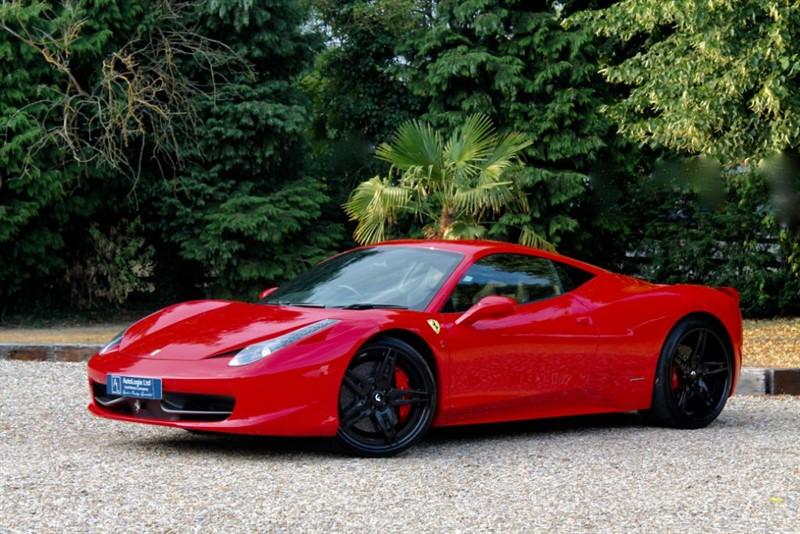 Ferrari 458 for sale