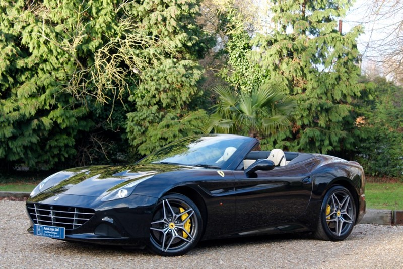 used Ferrari California T in retford-nottinghamshire