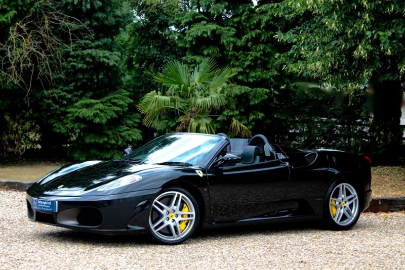 used Ferrari F430 SPIDER F1 in retford-nottinghamshire