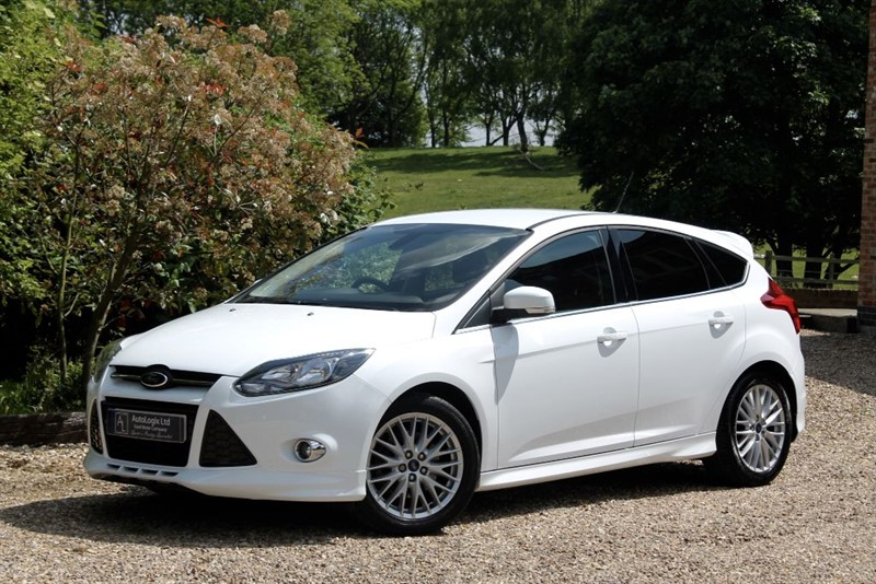 used Ford Focus ZETEC S ECOBOOST in retford-nottinghamshire