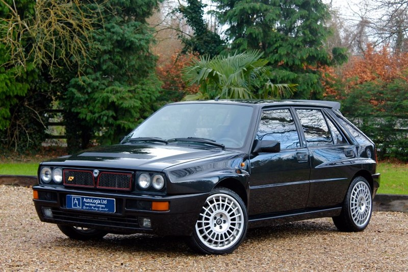 used Lancia Delta HF INTEGRALE 16V 4WD LHD in retford-nottinghamshire
