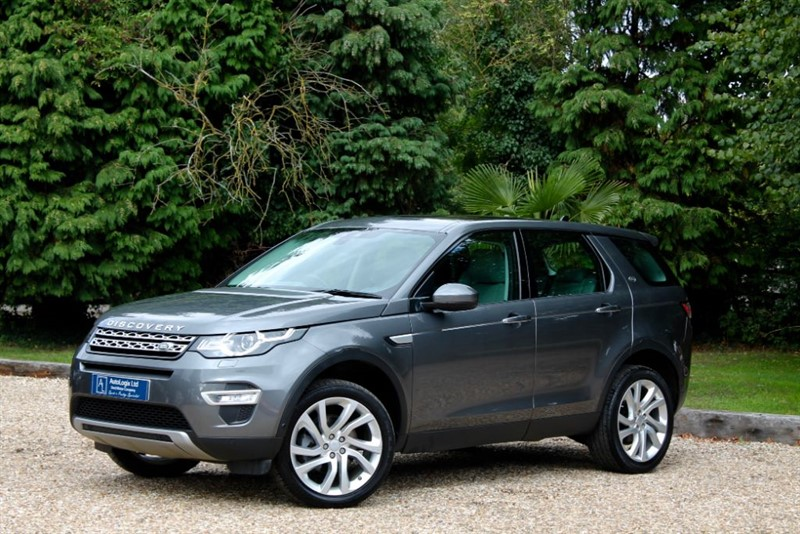 used Land Rover Discovery Sport TD4 HSE LUXURY in retford-nottinghamshire