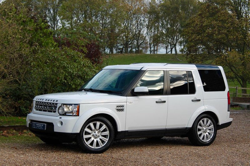 used Land Rover Discovery XS 3.0 DV6 in retford-nottinghamshire