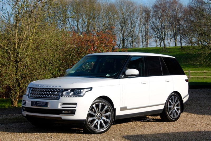 used Land Rover Range Rover SDV8 VOGUE in retford-nottinghamshire