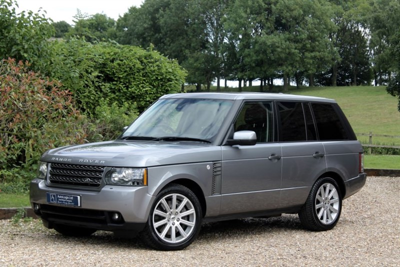 used Land Rover Range Rover VOGUE SE 4.4 TDV8 in retford-nottinghamshire