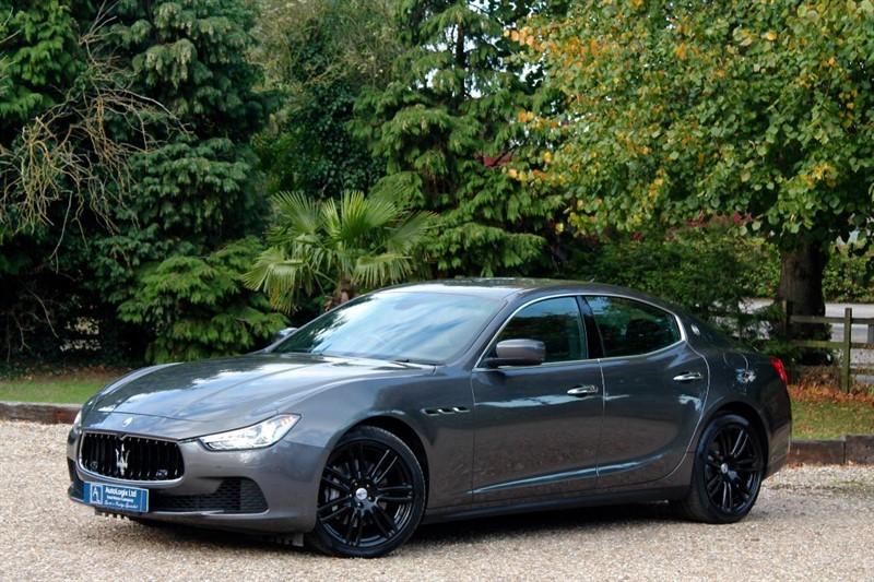 used Maserati Ghibli 3.0 DV6 in retford-nottinghamshire