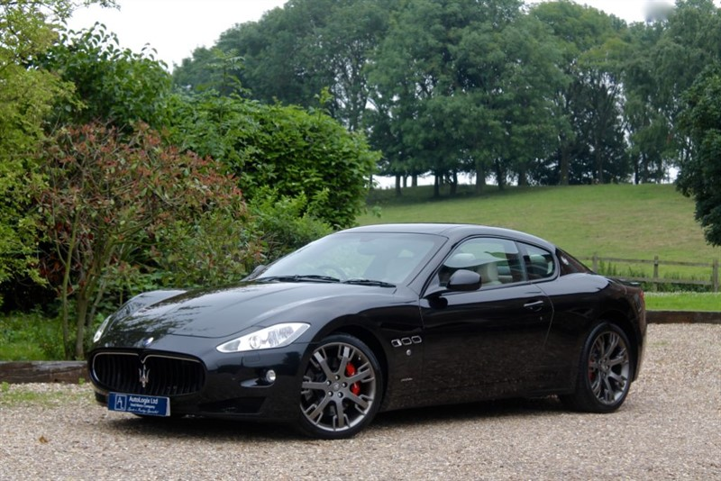 used Maserati Granturismo 4.7 S AUTO in retford-nottinghamshire