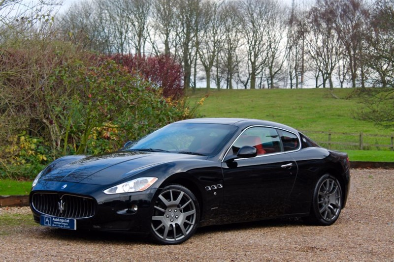 used Maserati Granturismo 4.2 V8 in retford-nottinghamshire