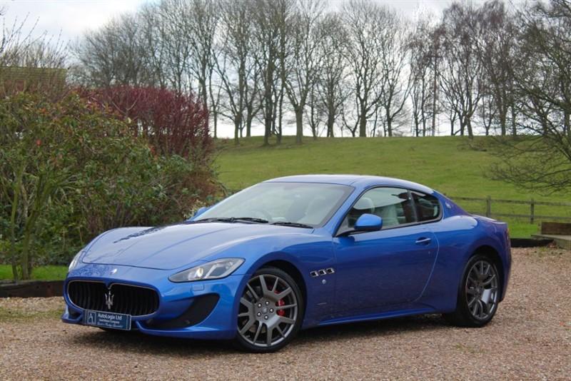used Maserati Granturismo SPORT AUTO 4.7 in retford-nottinghamshire