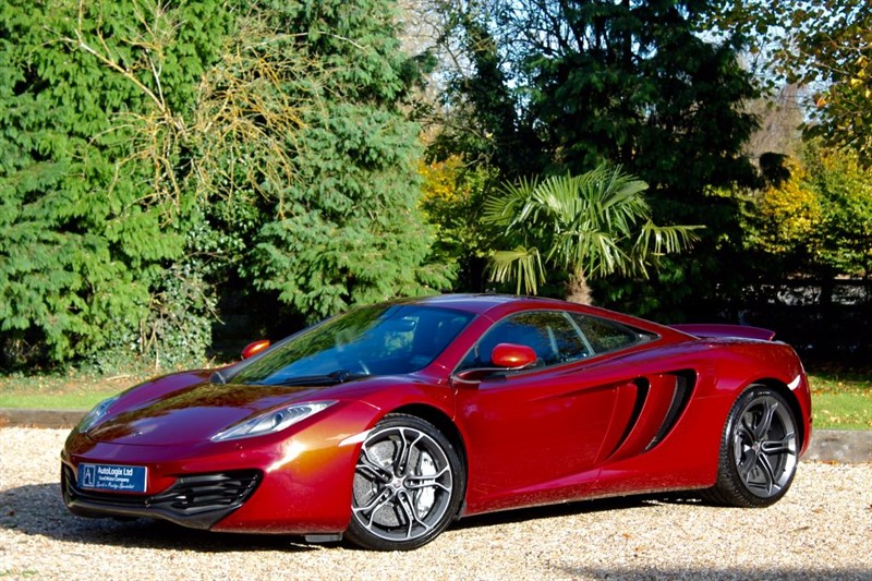 Mclaren MP4-12C for sale