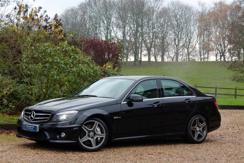 used Mercedes C63 AMG 6.3 in retford-nottinghamshire
