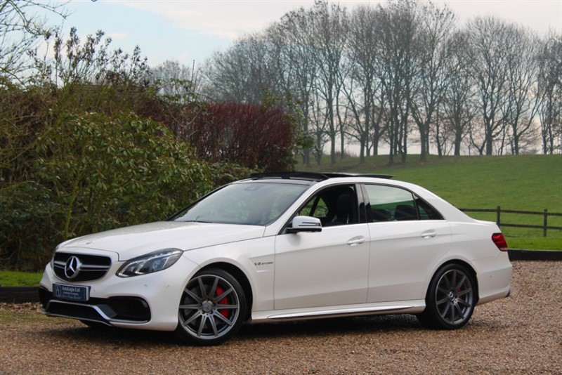 used Mercedes E63 AMG S - FULL MB HISTORY! in retford-nottinghamshire