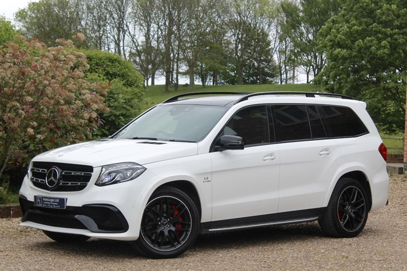 Mercedes GLS63 AMG for sale