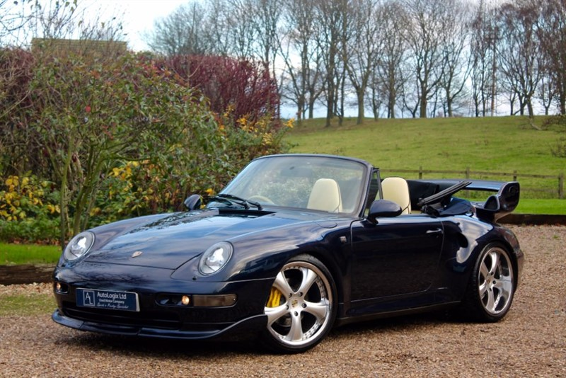 used Porsche 911 CARRERA in retford-nottinghamshire