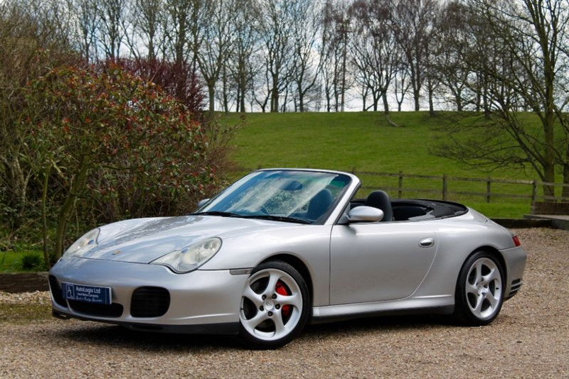 used Porsche 911 CARRERA 4 S in retford-nottinghamshire