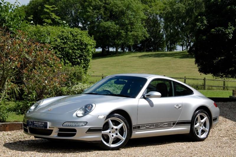 used Porsche 911 CARRERA 2 3.6 in retford-nottinghamshire