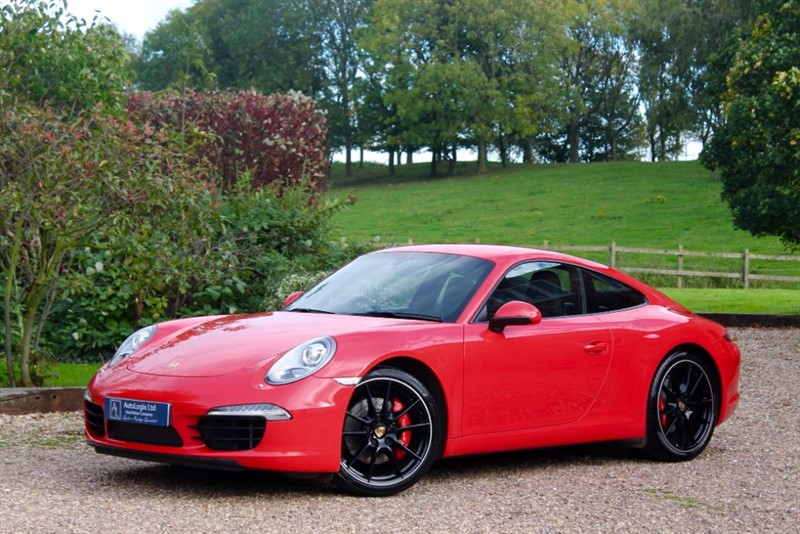 used Porsche 911 CARRERA S PDK in retford-nottinghamshire