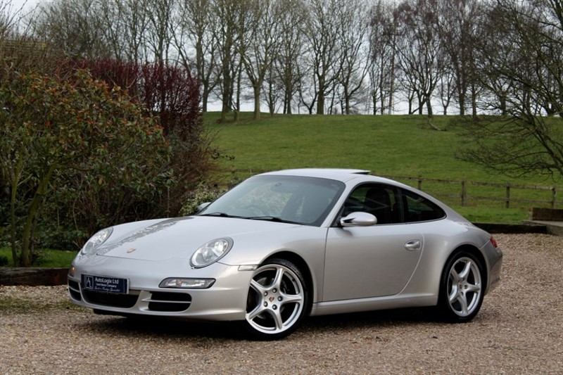 used Porsche 911 CARRERA 2 in retford-nottinghamshire