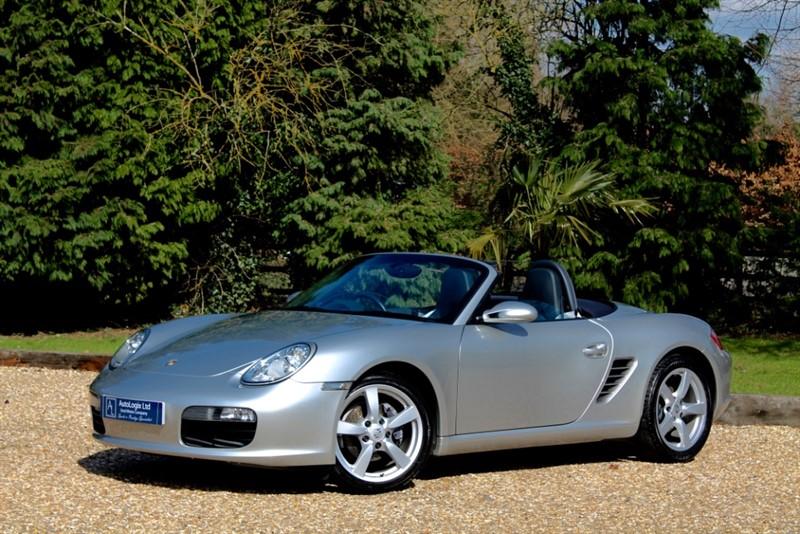 used Porsche Boxster 2.7 24V MANUAL in retford-nottinghamshire