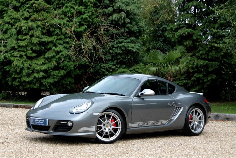 used Porsche Cayman R 3.4 MANUAL  in retford-nottinghamshire
