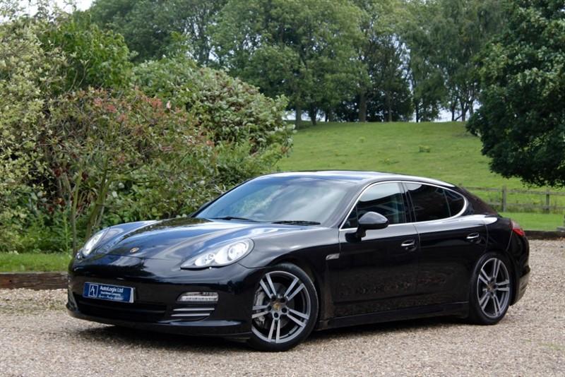 used Porsche Panamera 4S PDK in retford-nottinghamshire