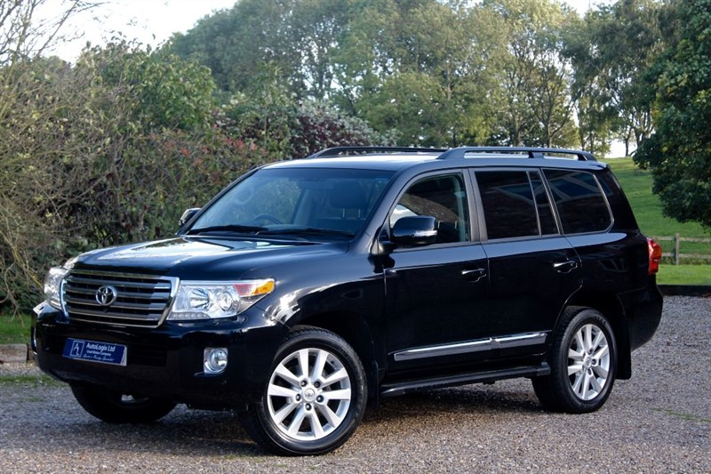 used Toyota Land Cruiser V8 D-4D V8 in retford-nottinghamshire