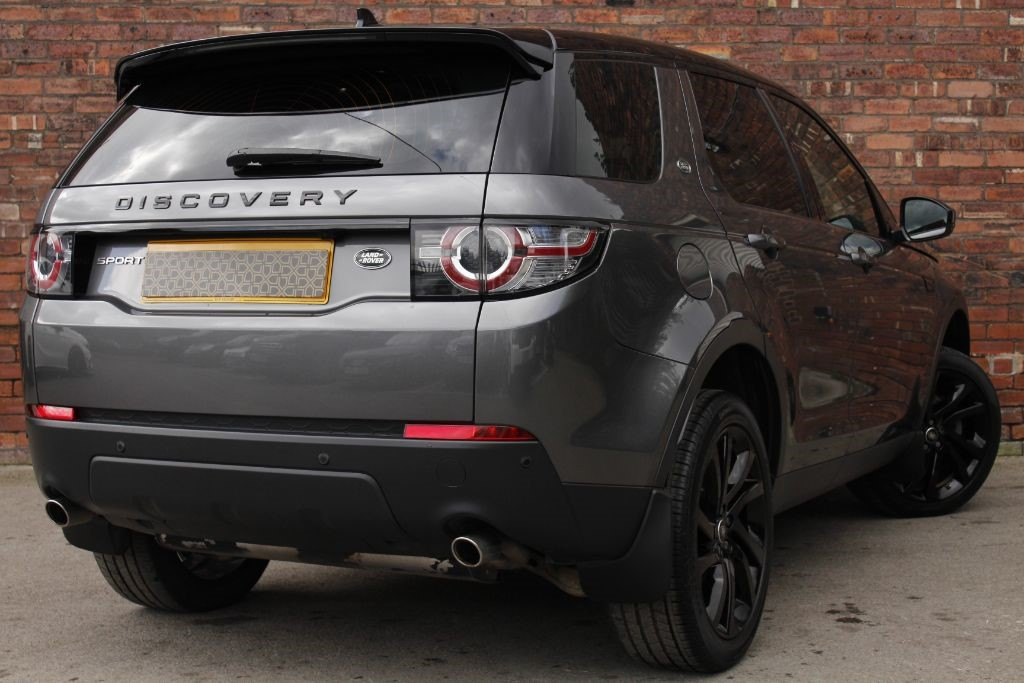 Used Corris Grey Land Rover Discovery Sport For Sale