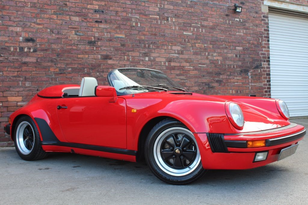 Used Red Porsche 911 For Sale | West Yorkshire
