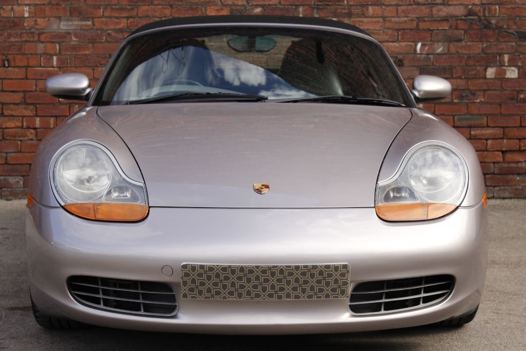 Used Meridian Silver Porsche Boxster For Sale | West Yorkshire