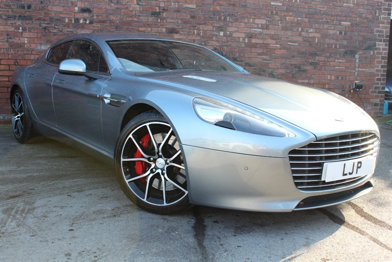used Aston Martin Rapide S V12 in yorkshire