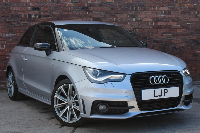 used Audi A1 TDI S LINE STYLE EDITION in yorkshire