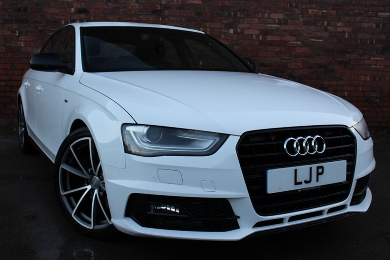 used Audi A4 TDI S LINE BLACK EDITION NAV in yorkshire