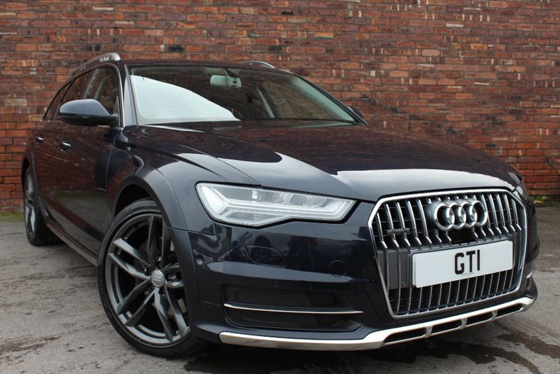 used Audi A6 allroad TDI QUATTRO in yorkshire