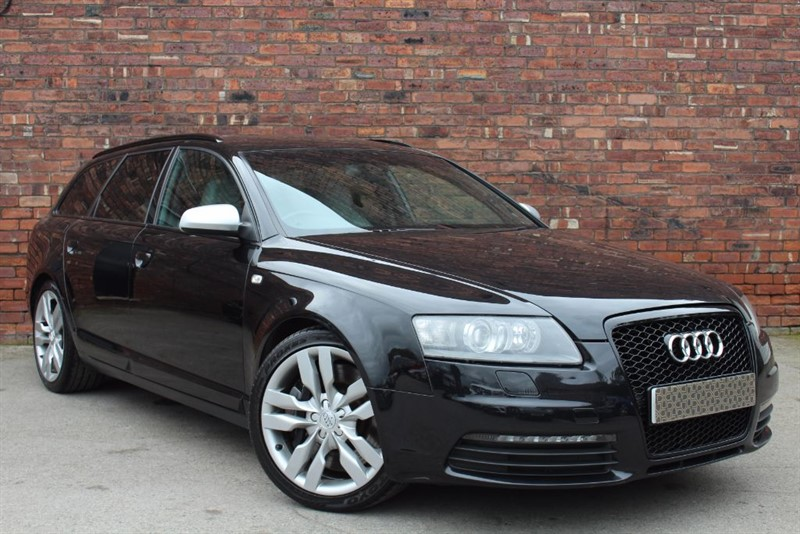 used Audi A6 S6 V10 in yorkshire