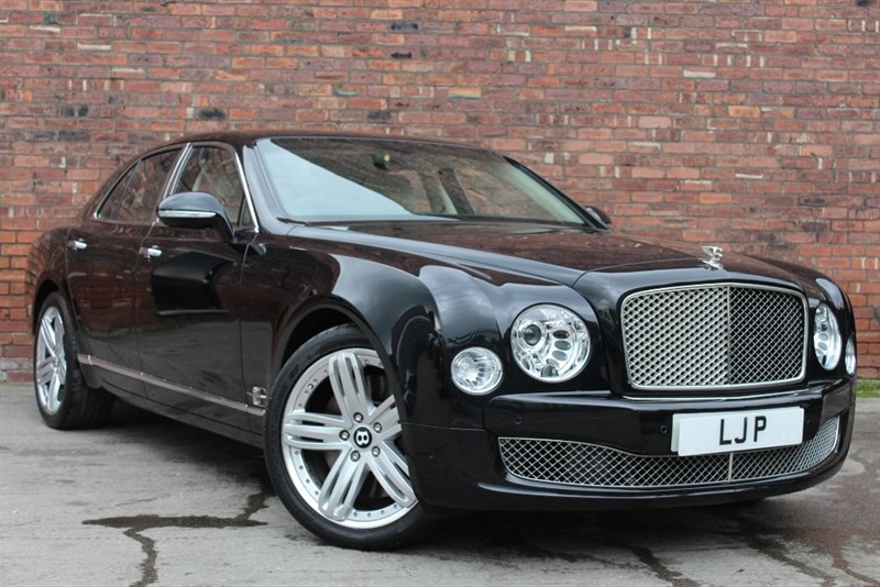 used Bentley Mulsanne V8 in yorkshire