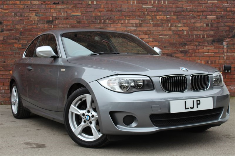used BMW 118d EXCLUSIVE EDITION in yorkshire