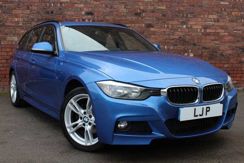 used BMW 320d XDRIVE M SPORT TOURING in yorkshire