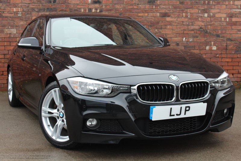 used BMW 330d M SPORT in yorkshire